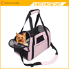 Side Open Portable Dog Kennel Pet Carrier Dog Carry Bag