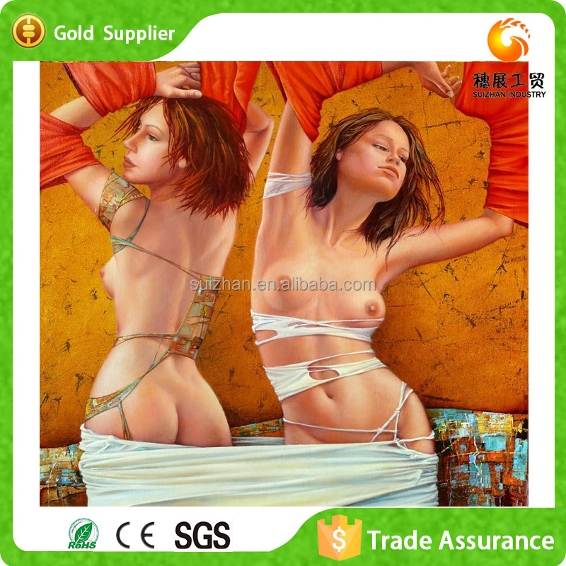 Factory Wholesale Hot Photo Diamond Painting Sexy Naked Women