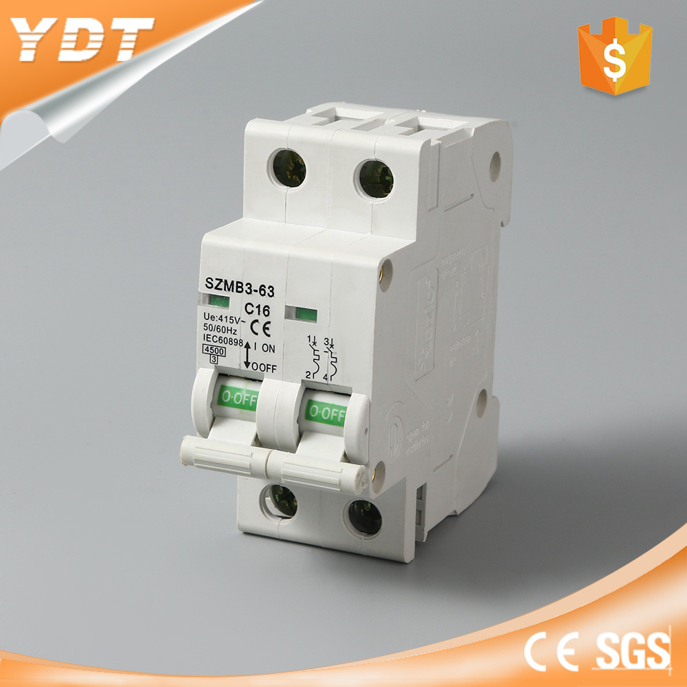 Manufacturers hot sale electric circuit breaker miniature