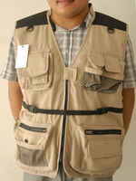 Summer Working Fishing Vest for Promotion