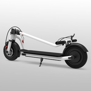 Nextdrive Waterproof High Powerful Electric Folding Mobility Scooter