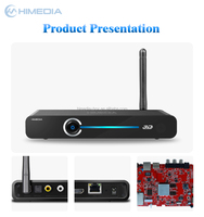 google play store app download Hi3798M chipset Quad Core Himedia Q3 OTA Update Online tv set top box with skype