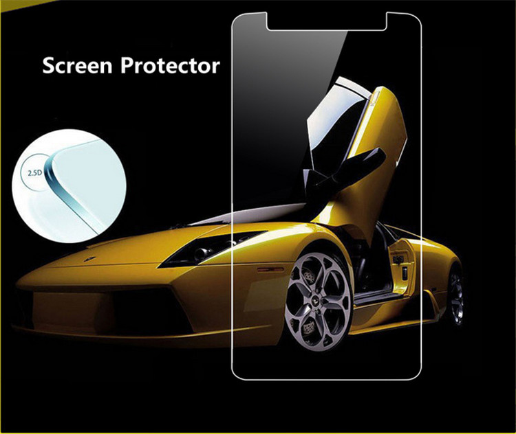 New 0.3mm Anti Shock Mobile Phone Film For LG Spirit 4G 4.5 inch Tempered Glass