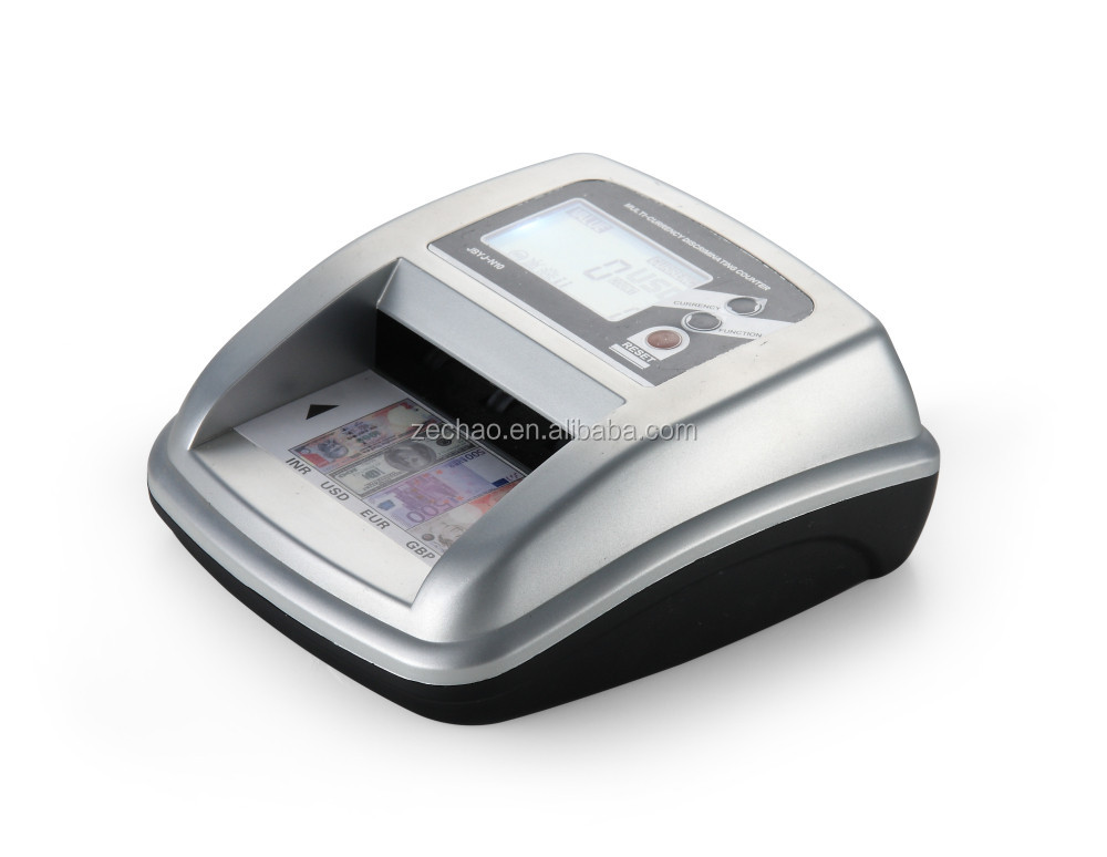 S139 N10 UV MG IR portable with LCD display bill detecting machine