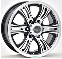 F9333 SUPERIOR CASTING TECHNOLOGY CAR ACCESSORIES ALLOY WHEELS 17 INCH 5X114.3