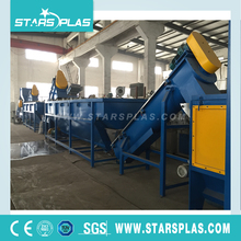 Waste Plastic PP PE Film washing or cleaning recycling line