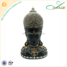 Polyresin Antique Customized Female Thai Buddha Statue