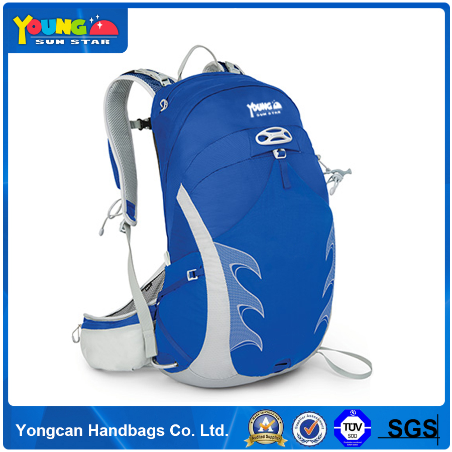 2017 new design wholesale waterproof foldable outdoor backpack with good price