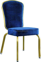 Crown Back Stacking Banquet Chairs Hotel equipment