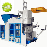 2014 New QTM10-25 hot sale block machine mobile in saudi arabia