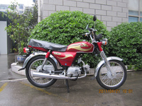 Gasoline Motorcycle, moped, bike 50CC, 70CC, 110cc CD70