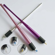 Professional Manual Tattoo Pen Eyebrow Microblading Embroidery Pen Disposable 3D Eyebrow Makeup Pen