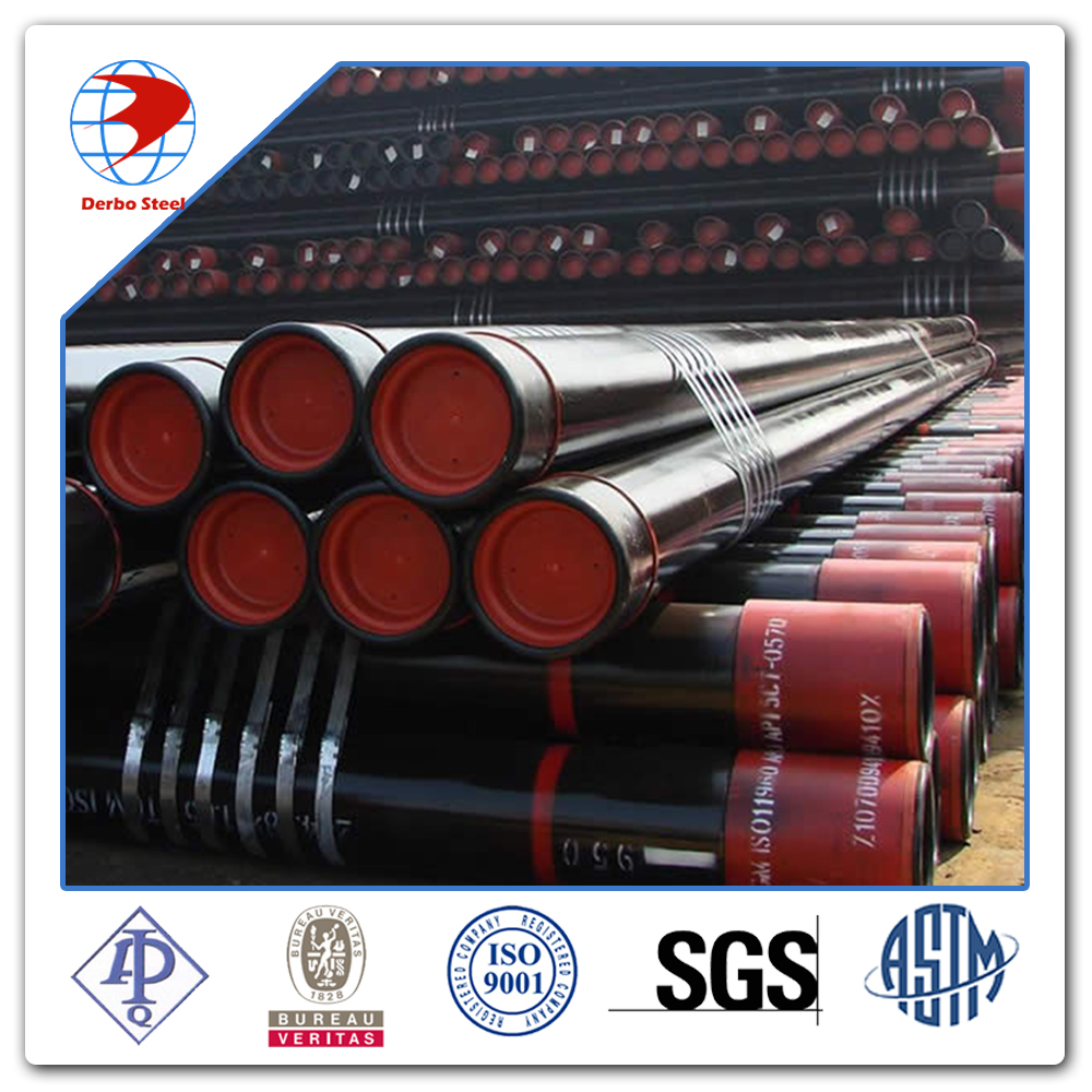 API 5CT k55 J55 N80 L80 P110 Casing/Tubing /Coupling/Pup Joint For OCTG