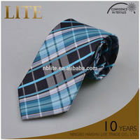 knitted neck ties silk Striped Knitted Necktie For School