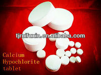 Calcium Hypochlorite 65% (sodium process) tablet