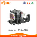 professional spare parts projector lamp ET-LAE700 ETLAE700 for Panasonic PT-AE700U / PT-AE700E Projectors