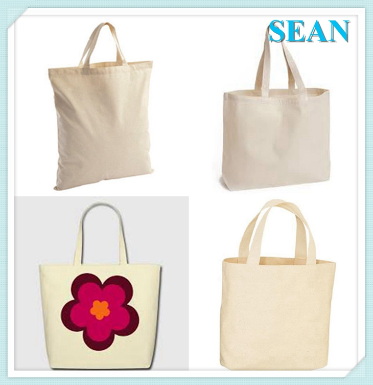 Reshine High Quality New Printing Canvas Oil Cloth Tote Bags Promotional Bag Custom Printed