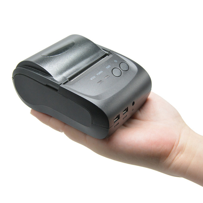 Wifi bluetooth Pos 2inch Small Handy Thermal Ticket