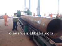 CNC PIPE CUTTING MACHINE (ROLLER BENCH TYPE); PIPE CUTTING EQUIPMENT