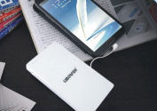 5200mah external power bank for iphone 4s ipad samsung galaxy note2 n7100