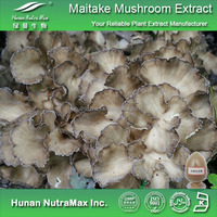 Supplements Grifola Frondosa Maitake Mushroom Extract 10%30% Beta Glucan Powder