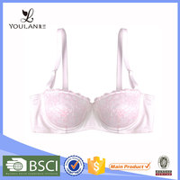 China Wholesale Top Quality Young Girl Breathable Pakistan Sexy Net Bra