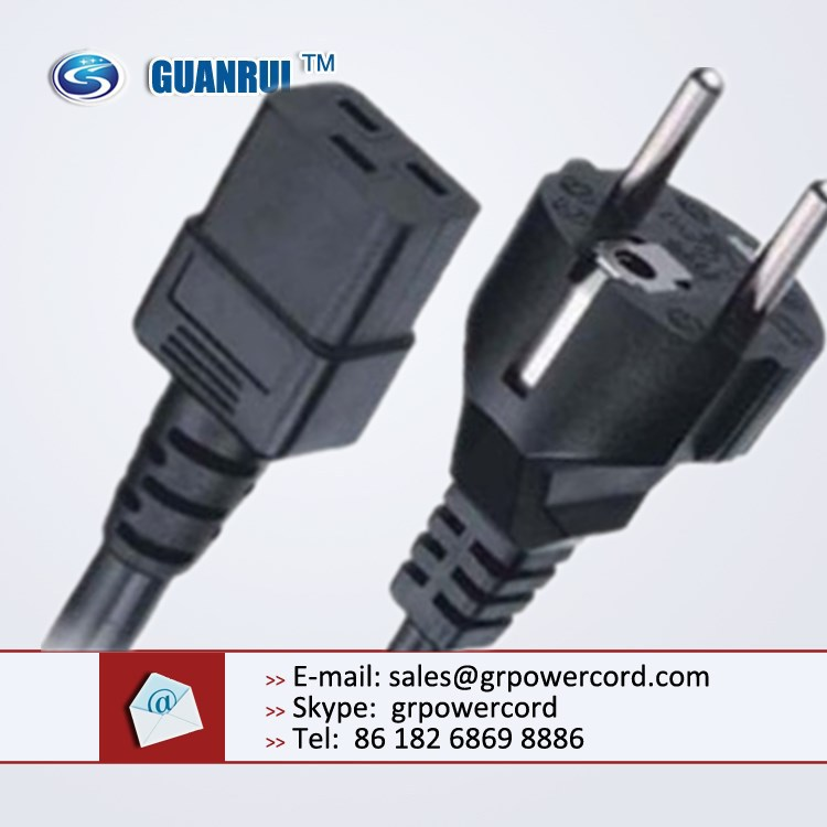 european power cord,European power lead, 16a power cable
