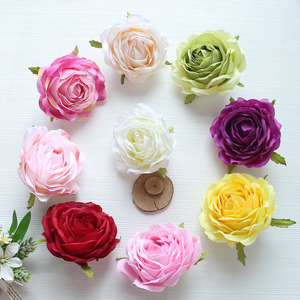Silk flower heads large peony wholesale flower head suppliers alibaba mightylinksfo