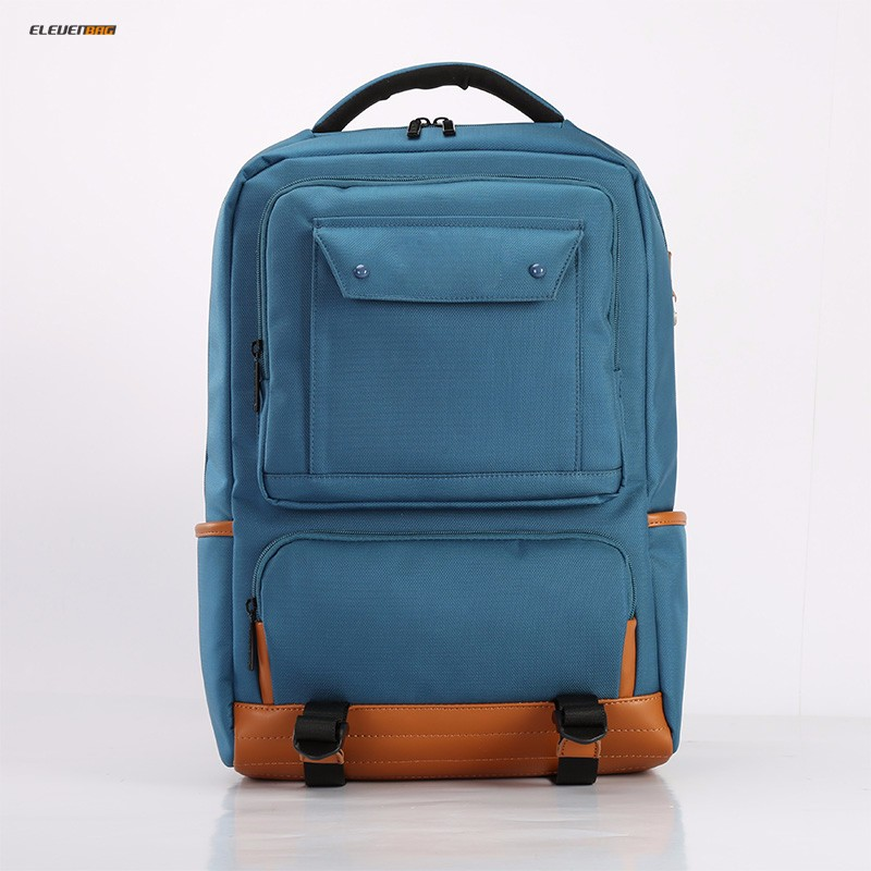 2016China wholesale high quality Slim Anti Theft Water-resistant canvas business laptop briefcase backpack Computer Bag