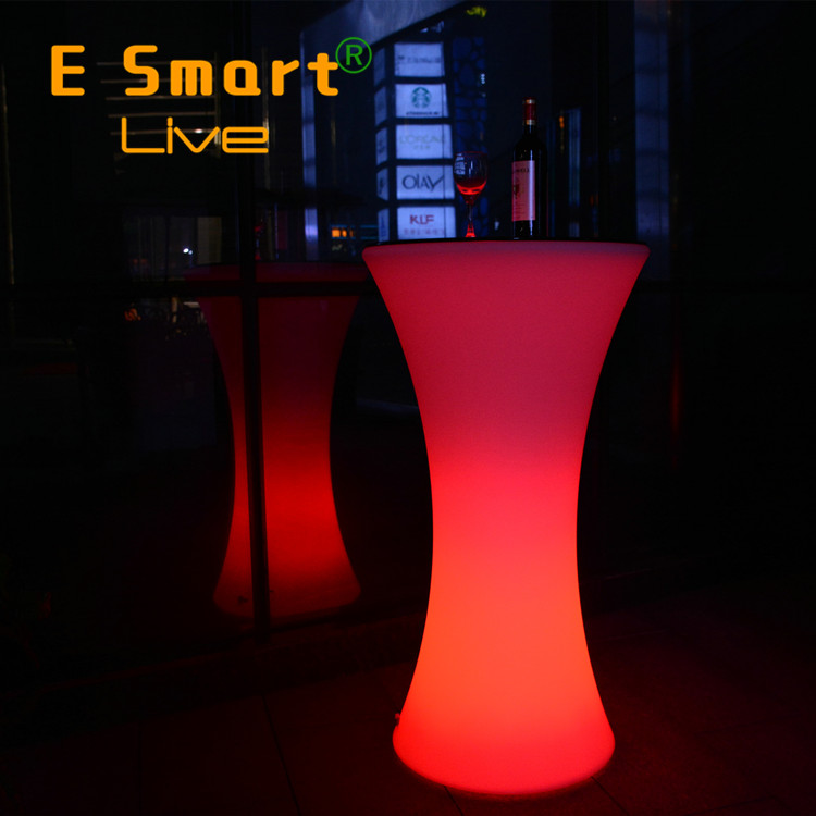 Multi-color Led Decorative Shisha&Hookah Light Base for Bar