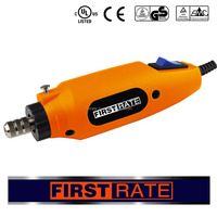High Qulity 12V Lithium-ion Electric Mini Grinder And Set