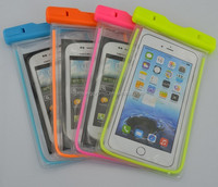 wholesale good quality factory price top selling brand mobile phone PVC waterproof bag
