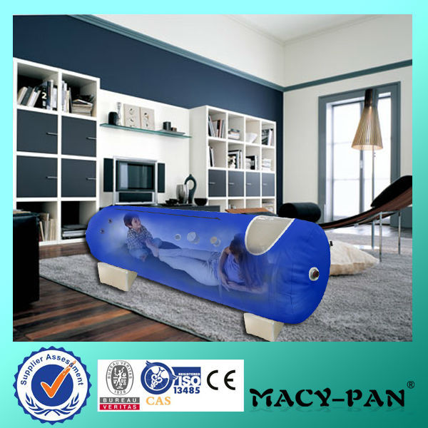 CE and ISO13485 approved Portable Hyperbaric Oxygen Bed