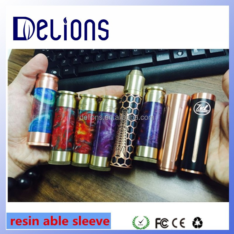 2016 most hot sales Able epoxy resin mod Sleeves Able Mod kit Sleeves tube