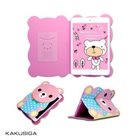 cute Bear design tablet case fashion shockproof cover cases for tablet