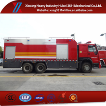 Top Hot Selling Hot Sale Diesel 16t Low Price Fire Truck Water Tanker
