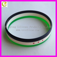 China manufacturer cheap price top quality fashion epoxy silicone bracelet add logo,silicone bracelet 2013