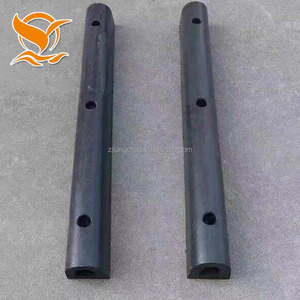 D400*400*2000 ship rubber bumpers trailers seal for boat docks