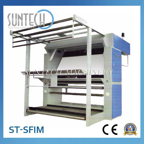 SUNTECH Widely Fabric Inspection Length Measuring and Cutting Machine