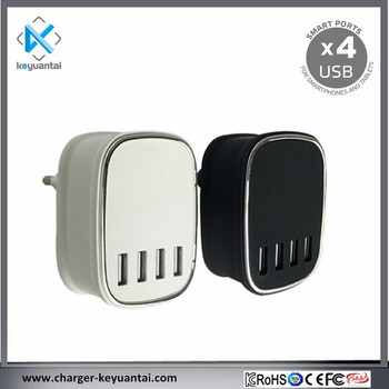 22.5W 5V 4.5A kc approved 4 port mobile phone usb kc charger