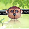 Animal LED Children's Head Torch Camping Light Bright Lamp