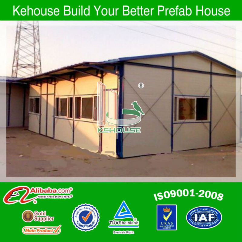 light steel structure cheap easy fast install building simple wooden house