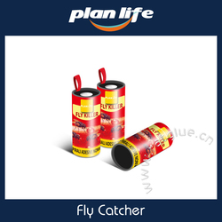 Hot Selling Hanging Flying Insect Trap Fly Catcher Ribbon Trap
