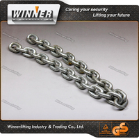 Drop forged steel iron chain link