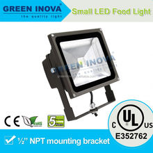 Bronze 5 years warranty cULs outdoor LED flood light huizhuo lighting