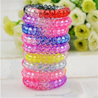 phone line bracelet Spiral Wrap Band