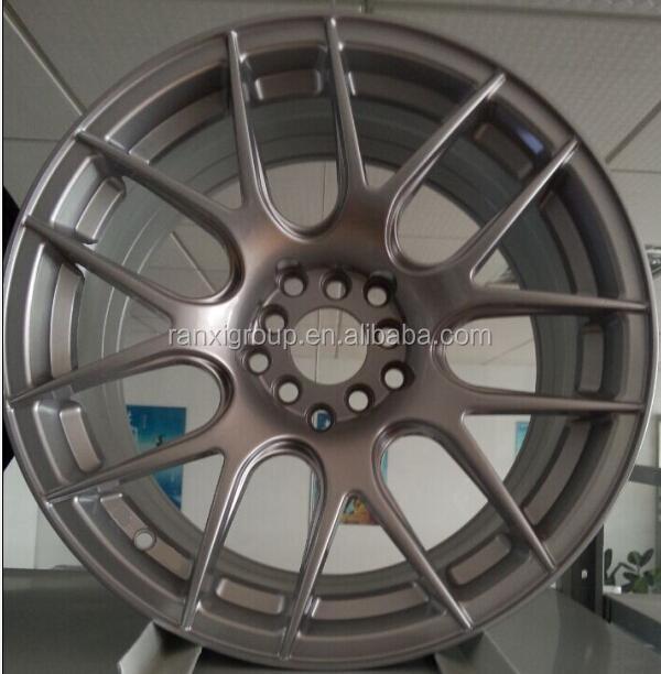20 Inch Chrome Machine Face Alloy Wheel Rims