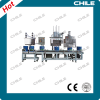Detergent powder product line/liquid filling equipment