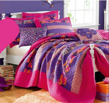 Microfiber/Cotton Printed Indian Bedspreads And Quilts