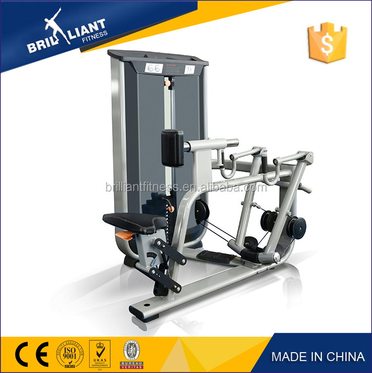 seated row machine /gym body building equipment
